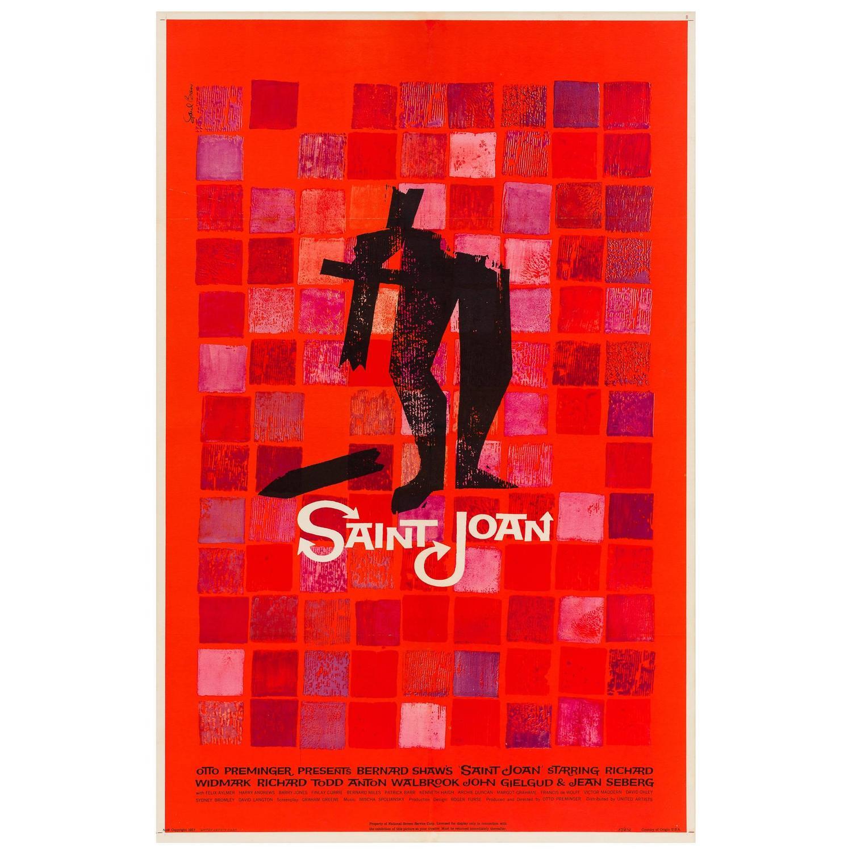 CINEMATEQUE: SANTA JOANA (Saint Joan, 1957)