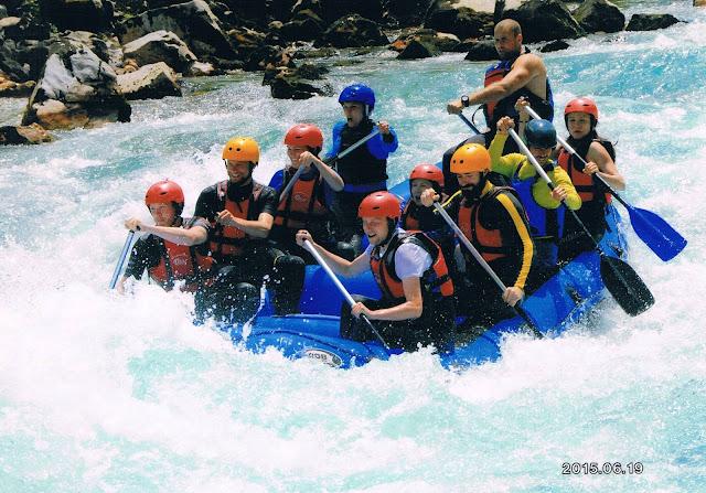 Rafting pe Tara, Bosnia si Hertegovina