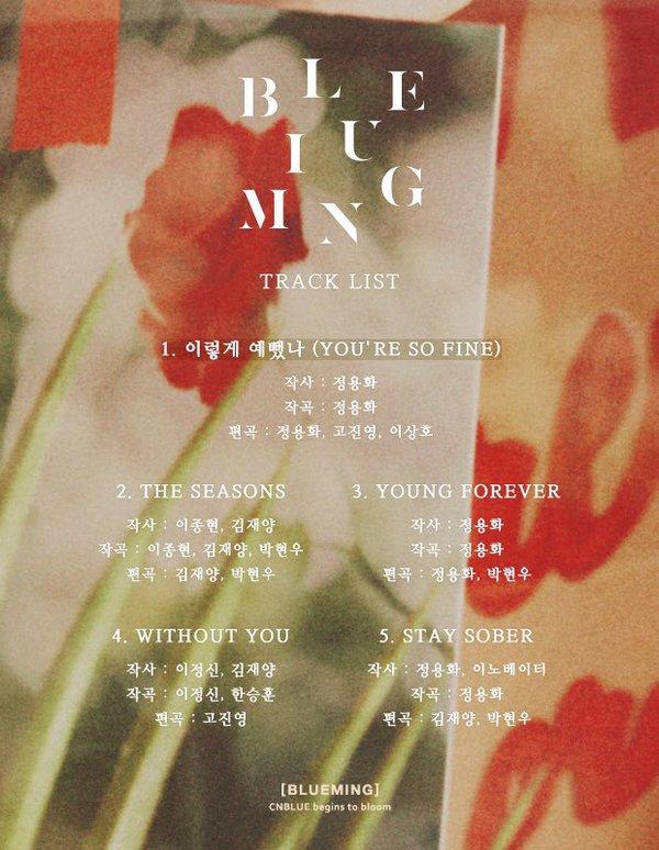 CN Blue You're so Fine Album Cover