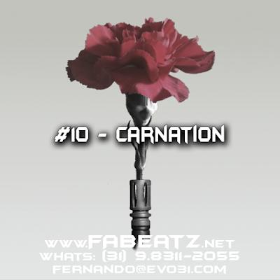 #10 - Carnation [BoomBap 115 BPM] DISPONÍVEL | $80 (31) 93811-2055