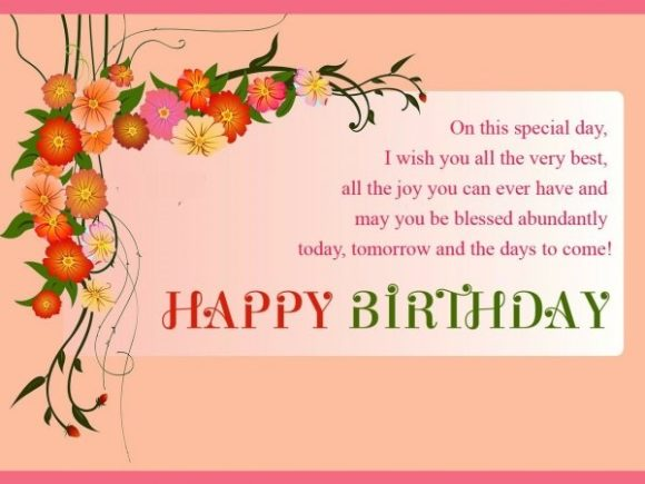 Happy Birthday Wishes Birthday Quotes Birthday Messages – Birthday Greeting to Friend