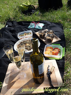 picnic via appia passeio antigo - Via Appia Antiga, alguns detalhes históricos