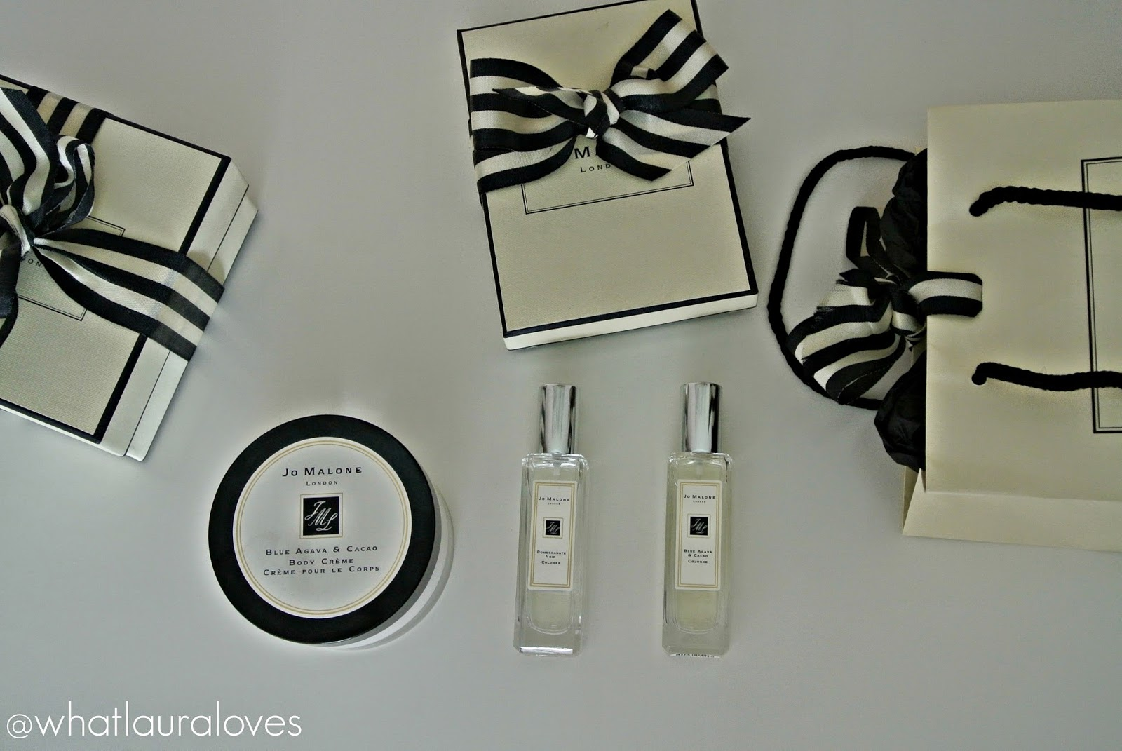 Jo Malone Wedding Day Perfume Pomegranate Noir Blue Agava and Cacao Image