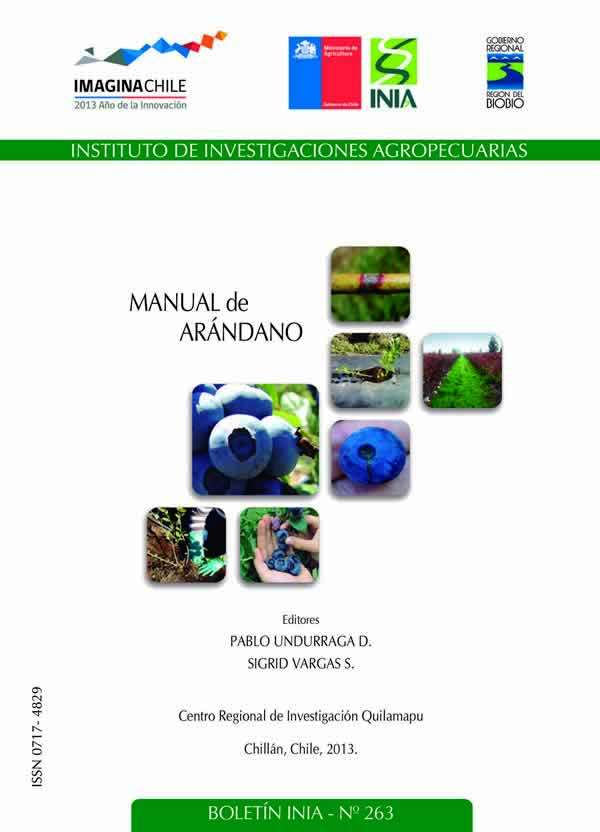Manual de Arándano – INIA