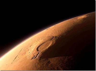 Latest pictures from Mars