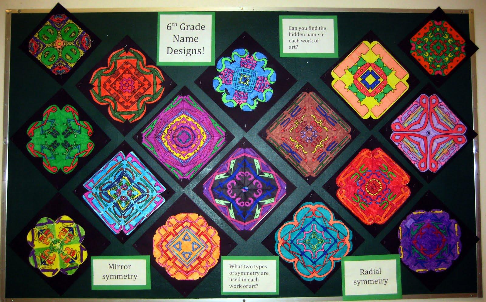 Mrs Art Teacher September 2011 – 8Th Grade Art Lesson Plans