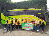 Bus Medium High Deck 35 Seater di Jogja