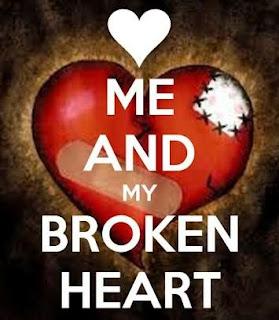 Broken-heart-status-english