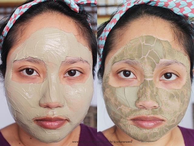 Masker Gampang Retak