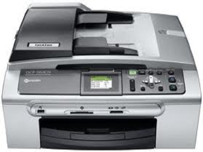 Driver UPDATE: Brother DCP-340CW Printer/Scanner