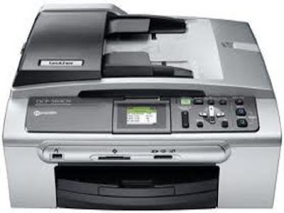 Image Brother DCP 340CW Printer Driver
