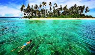 Wisata Pulau Banyak, 99 Pulau Hanya Ada Di Aceh Singkil