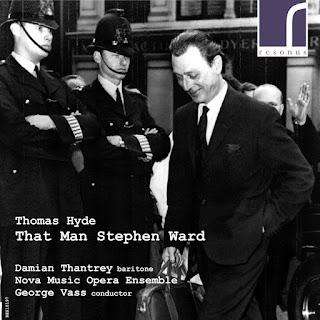 Thomas Hyde - That Man Stephen Ward - Resonus Classics