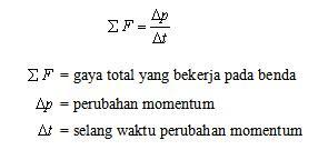 impuls dan momentum 1a