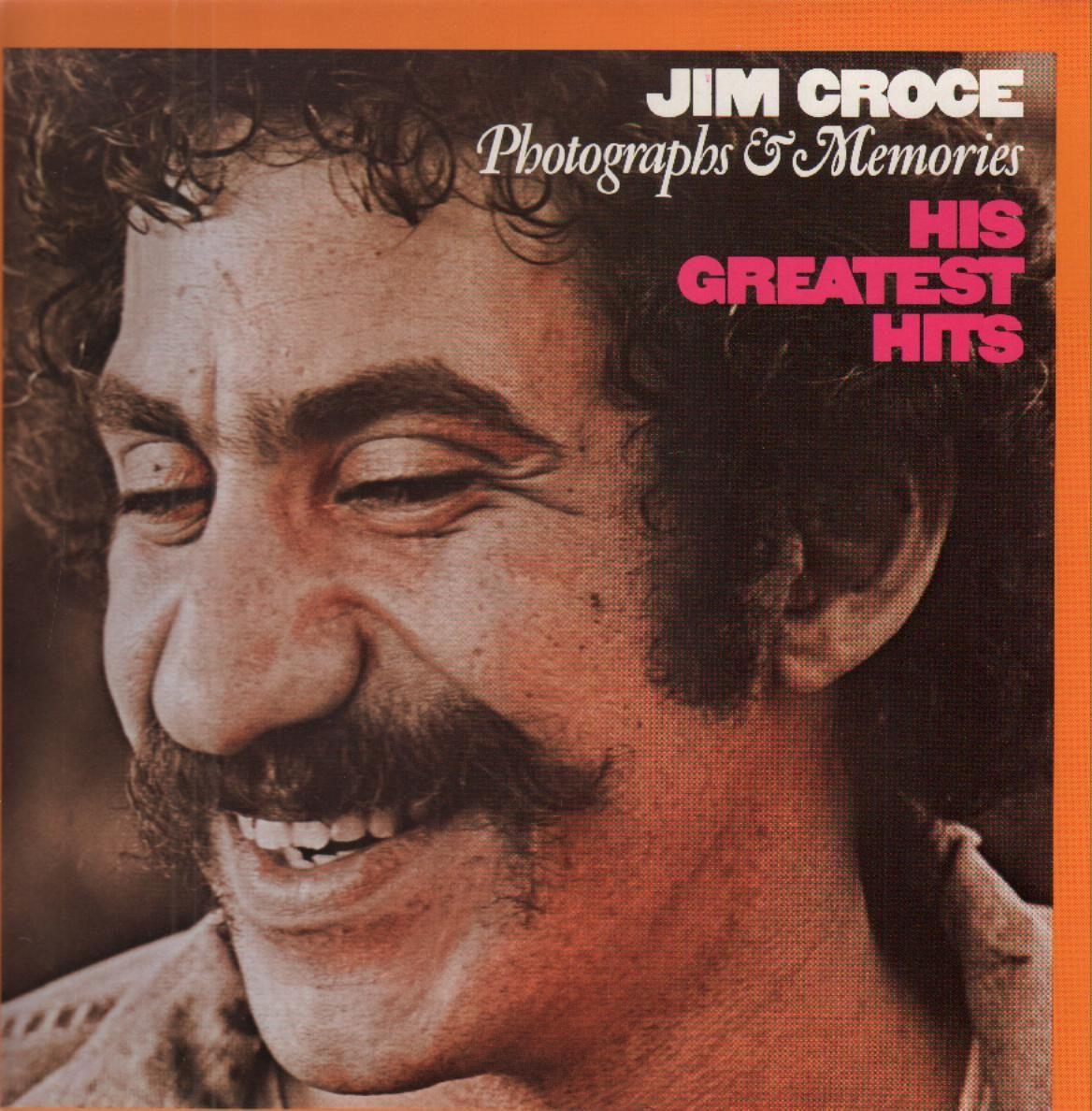 Croce jim and - memories photographs