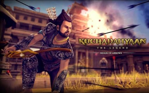 Kochadaiiyaan the Legend - Reign of Arrows