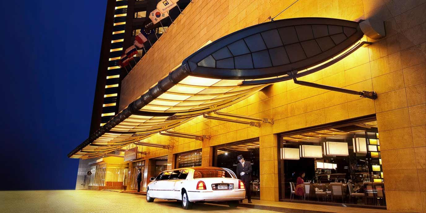 全程5星级东大门大使普尔曼酒店 Hotel Grand Ambassador Seoul