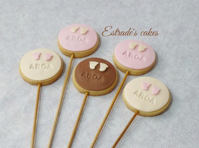galletas de bebe con huella 5