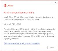 Cara menghapus office 2013,2016,365 melalui control panel