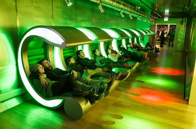 Passeio pela Heineken Experience em Amsterdã