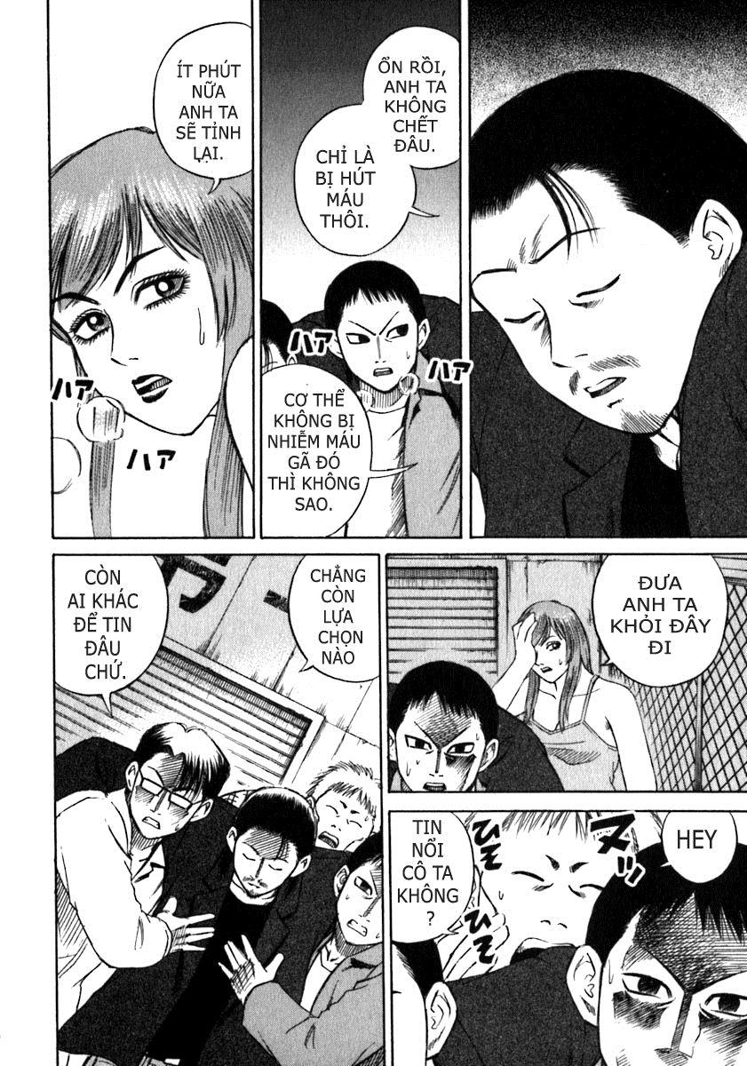 Higanjima chapter 8 trang 4