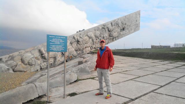 Новороссийск, Малая земля - мемориал