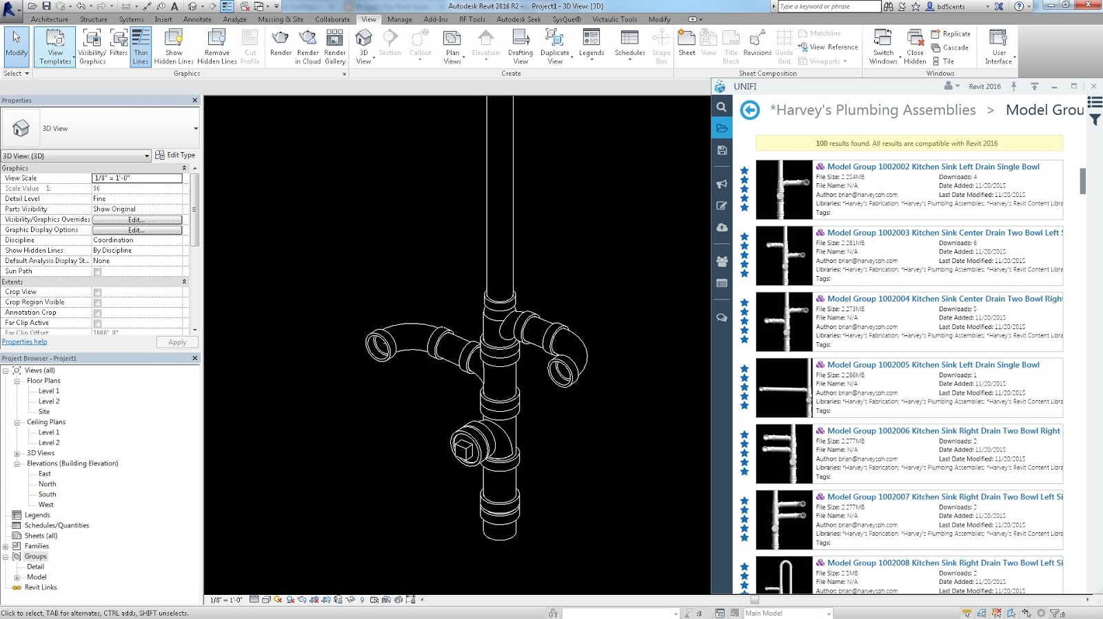 The Revit Saver: Dynamo - QR Coding Assemblies and Families