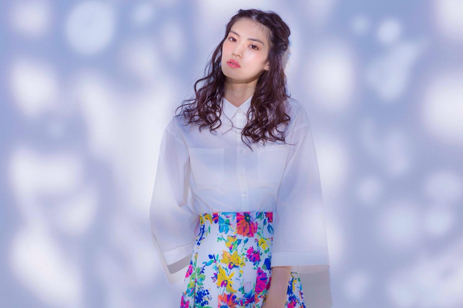 photo gallery: model 江原美希