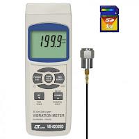 Jual Vibration Meter Lutron VB-8206 SD Call 08128222998