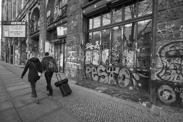 Murales a Kunsthaus tacheles