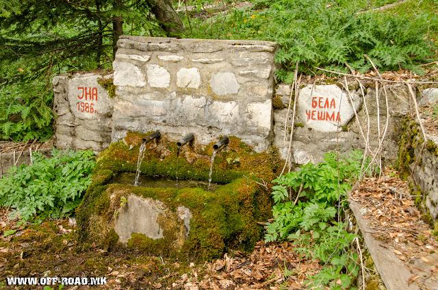 Bela Cheshma - White Spring