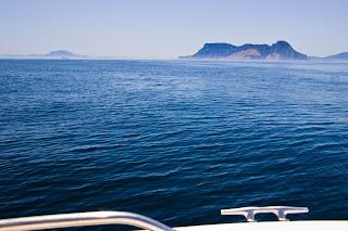 Pilares de Hércules, Estrecho de Gibraltar, el Rif y Europa