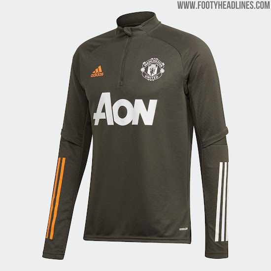 manchester united 20 21 training kit released footy headlines manchester united 20 21 training kit