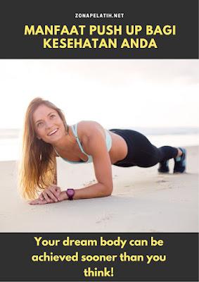Manfaat Push Up Bagi Kesehatan Tubuh