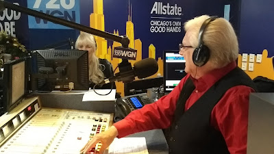 Steve and Johnnie New Year's Eve on WGN Radio
