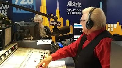 Steve and Johnnie New Year's Eve on WGN Radio