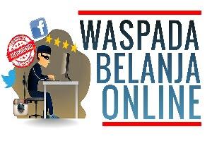 Waspada Penipuan Online Shop