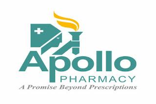 APOLLO PHARMACY - Job Mela for B.Pharm / M.Pharm / Any Degree / SSC / Inter Candidates on 23rd July, 2018
