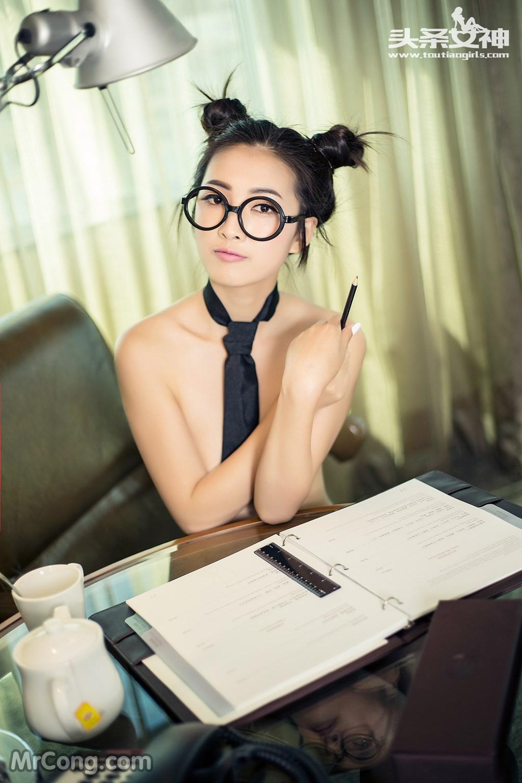 TouTiao 2016-07-07: Người mẫu Zhang Shuang (张爽) (27 ảnh)