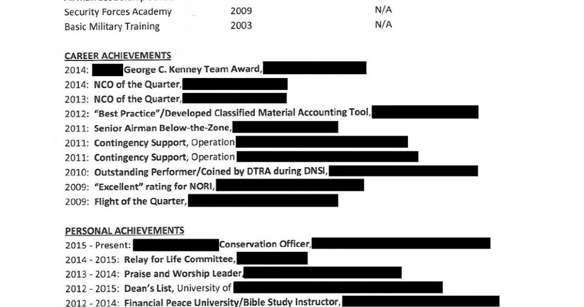 My Journey Through Air Force Officer Training School: Blog