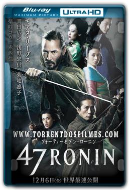 47 Ronins (2014) Torrent – BluRay Ultra HD 1080p Dual Áudio