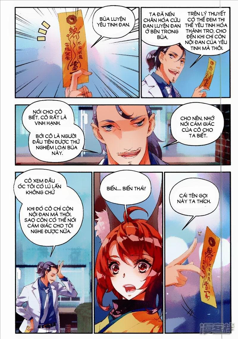 Thu La chap 35 - Trang 12