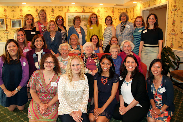 Northern New Jersey Alumnae Chapter of Chi Omega - Eleusinian Luncheon 2014 - Photo Courtesy of Linda Sung