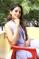Tanya Hope in Crop top and Trousers Beautiful Pics at her Interview 13 7 2017 ~  Exclusive Celebrities Galleries 163.JPG