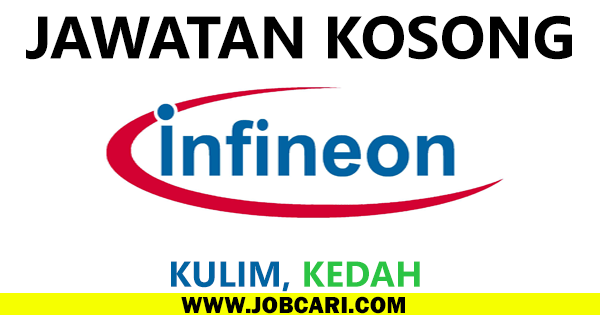 KERJA KOSONG INFINEON 2016