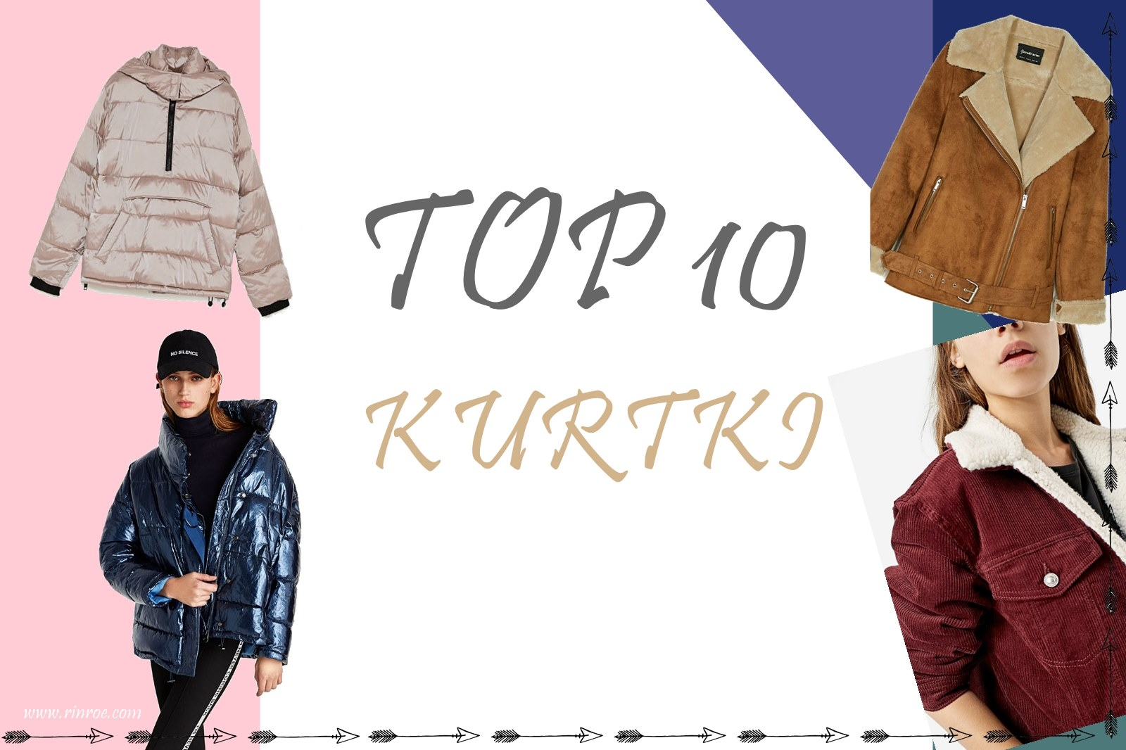 Top 10: kurtki