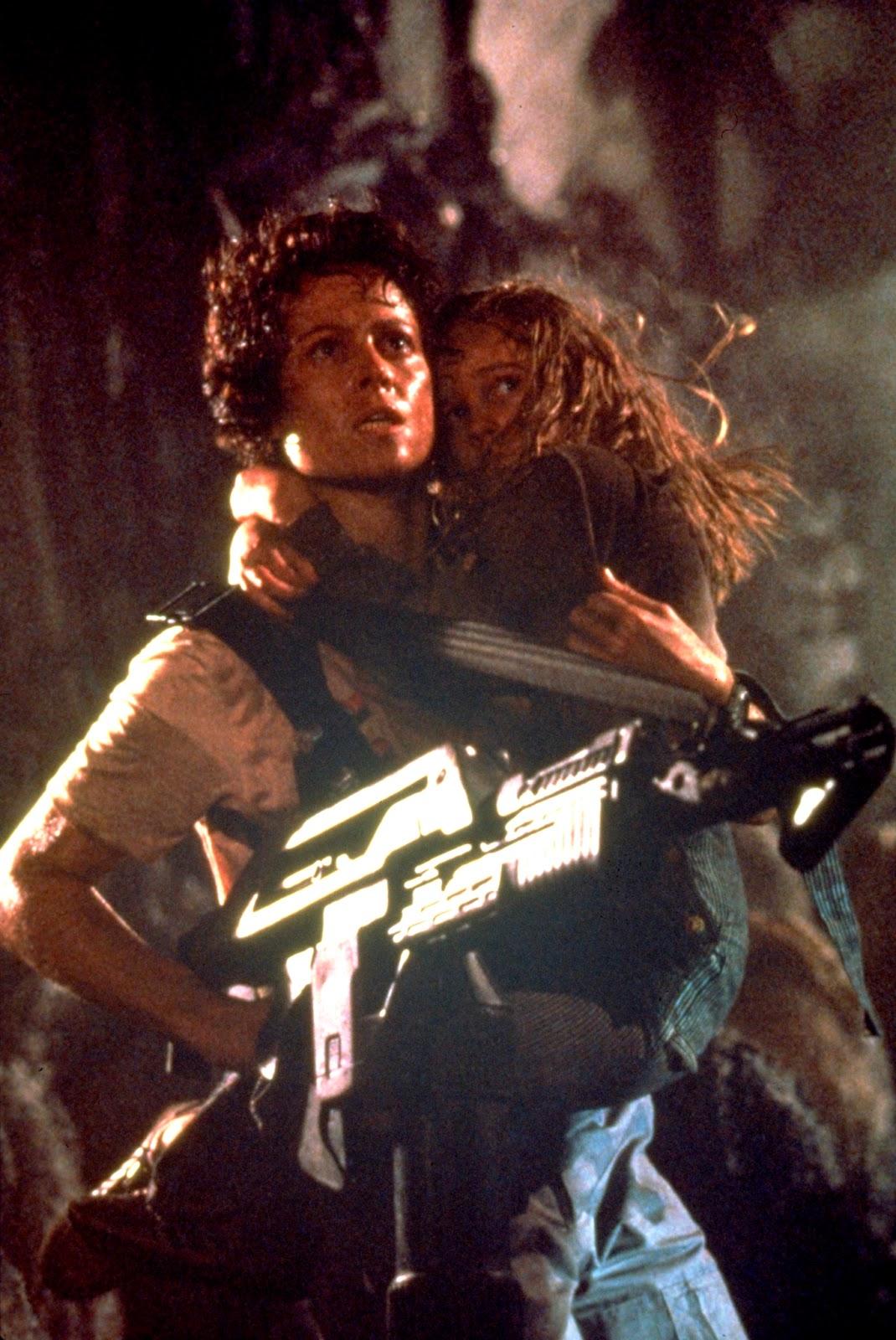 Fallen Rocket: Aliens (1986, R)
