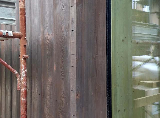 Casa in Legno a Brescia rivestimento esterno