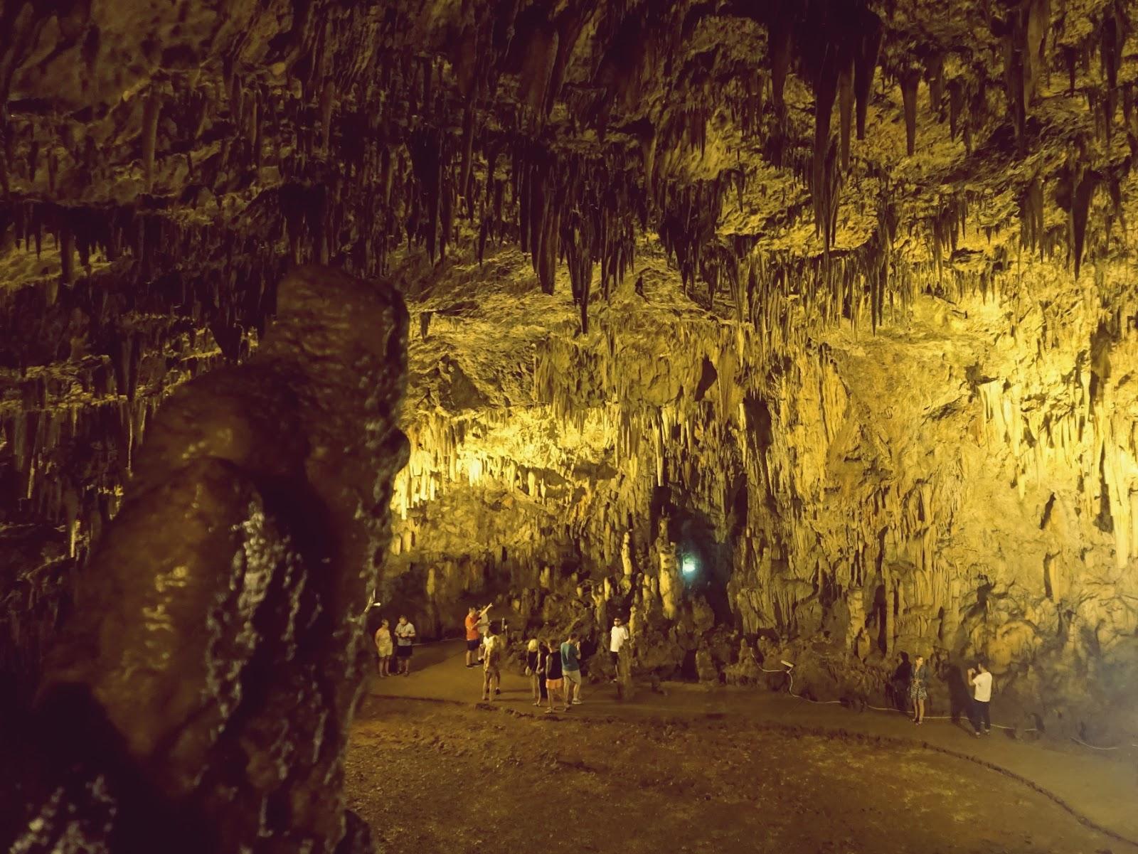Jaskinia Drogarati, Kefalonia, Grecja, Wyspy Jońskie, atrakcje Grecji, wakacje w Grecji, co zobaczyć w Grecji, panidorcia