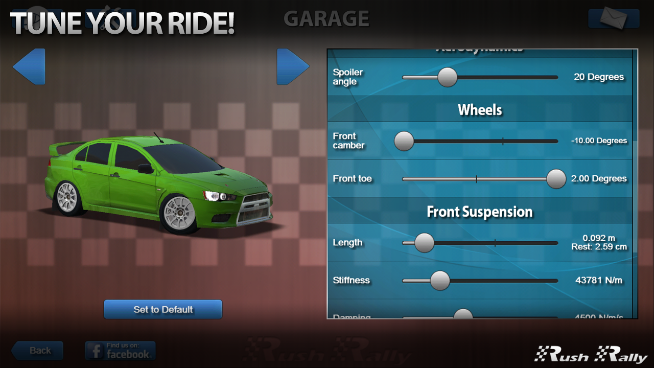 Free Download Rush Rally Game Apps For Laptop Pc Desktop